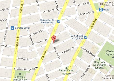 Map_Of_West_Village